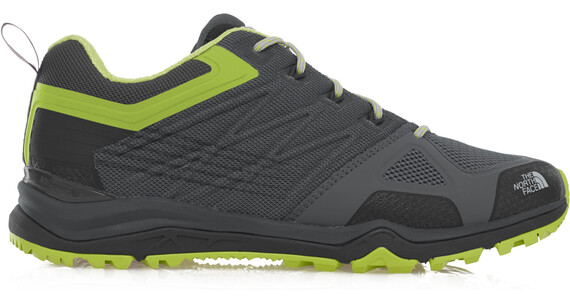 The North Face M's Ultra Fastpack II GTX Shoes Zinc Grey/Macaw Green